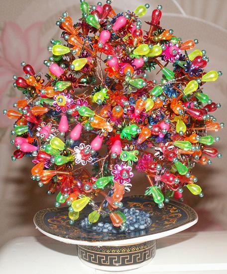 Конфетное дерево как его сделать 620